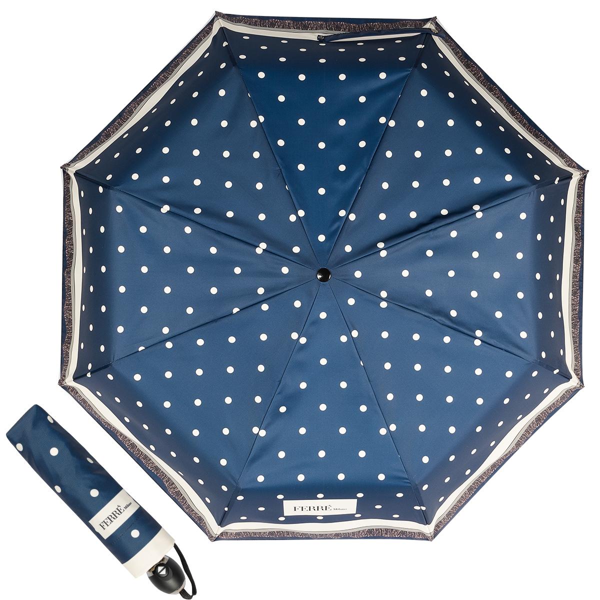 Зонт FERRE MILANO 6014 синий