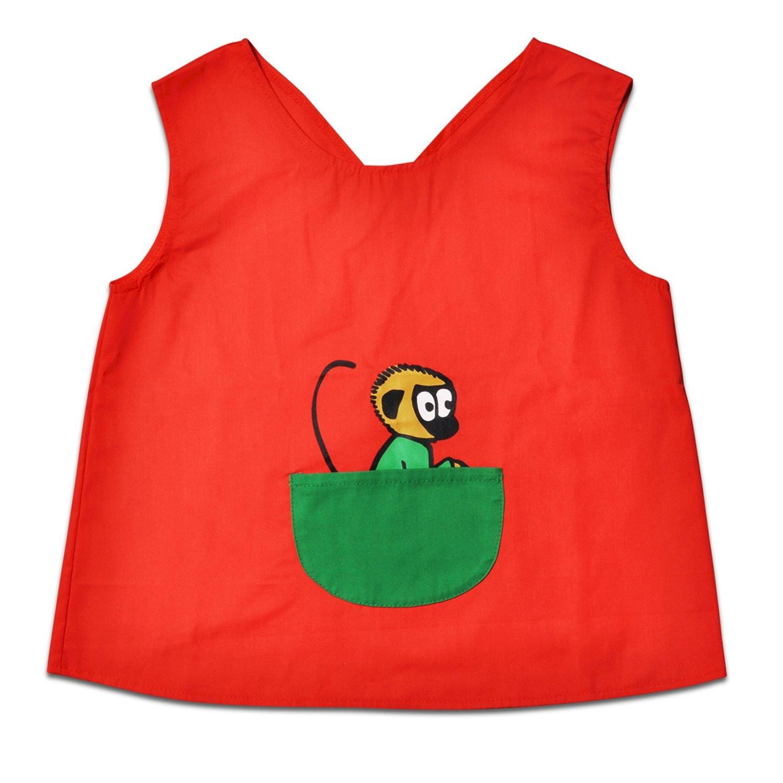 Карнавальный костюм Micki Пеппи Длинныйчулок, цв. разноцветный р.104