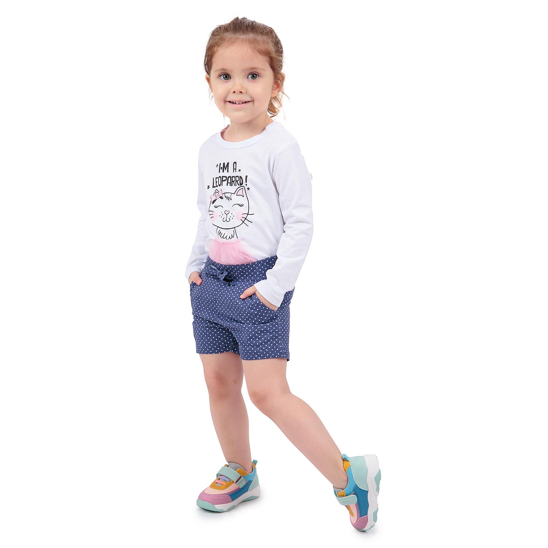 Шорты для детей Leader Kids ЛКЛ2022211374ку01 синий 74