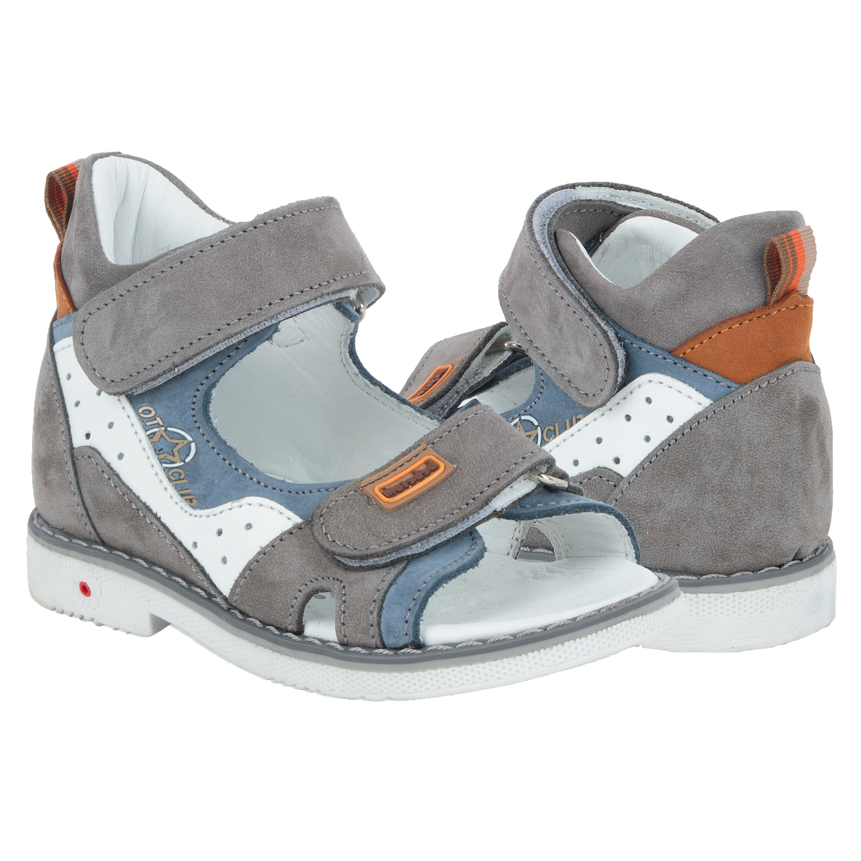 Купить Сандалии для детей Bebetom BBS20-14 grey серый 22,