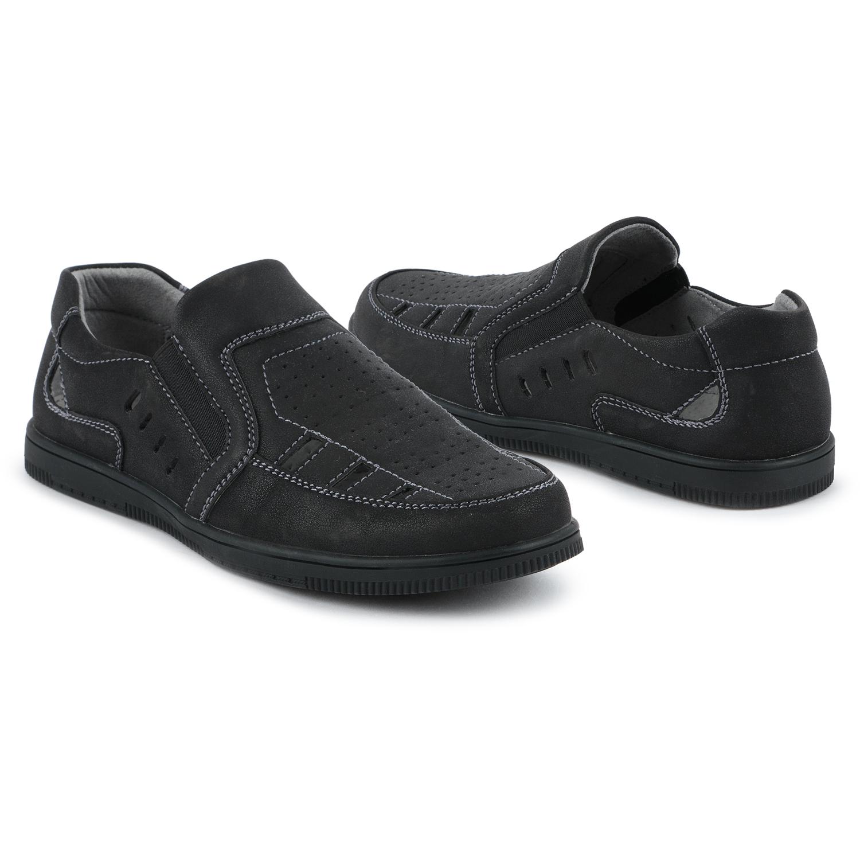 Купить Туфли для детей Kidix JLFW20-25 black черный 32,