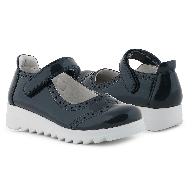 Купить Туфли для детей Kidix JLFW20-14 navy синий 31,