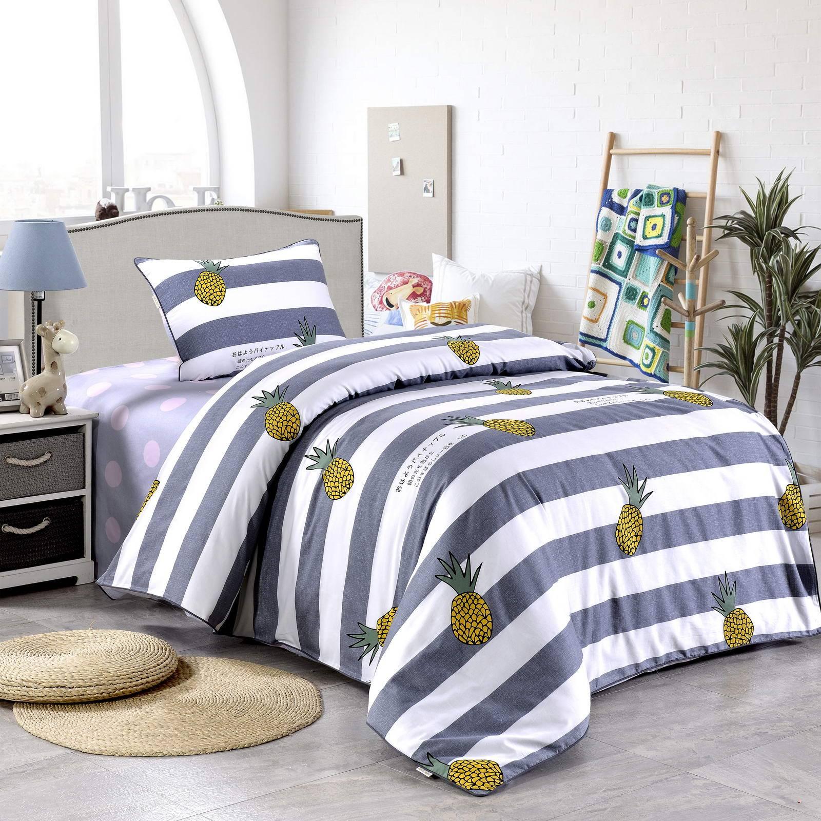 Купить Комплект постельного белья Тропики, детский, цвет: стоун, Sofi dе Marko,