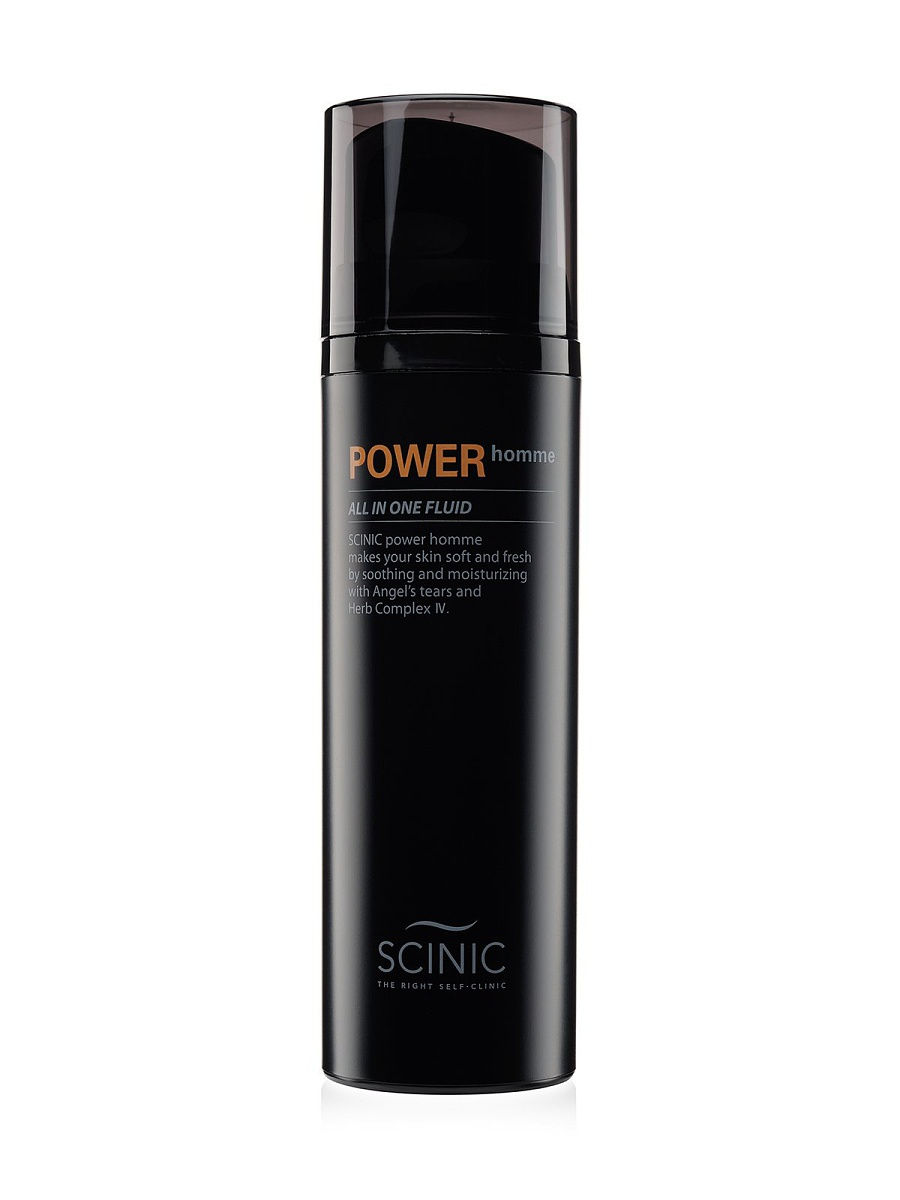 Энергетический флюид для мужчин SCINIC,POWER HOMME