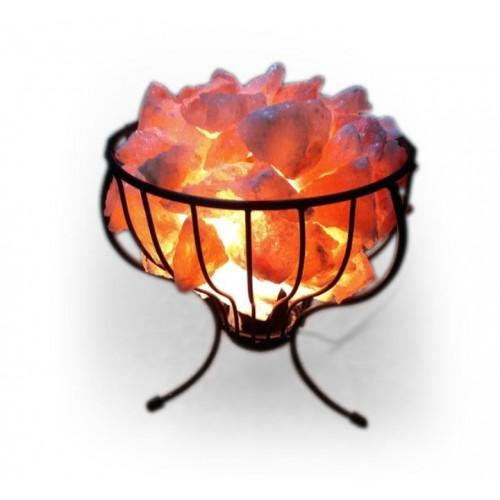 Солевая лампа ZENET ZET 141 Корзина