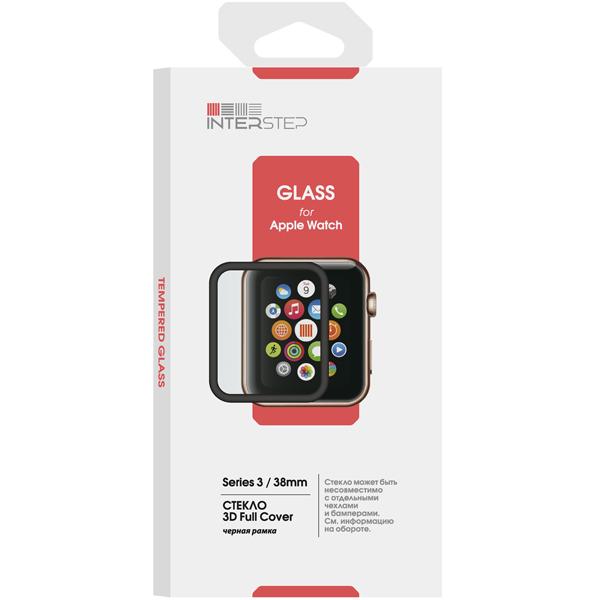 Защитное стекло InterStep для Apple Watch