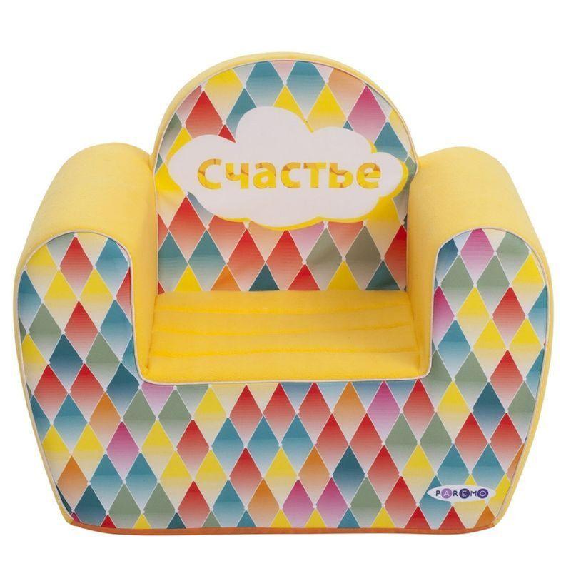Игровое кресло серии Инста-малыш Счастье Paremo PCR317-18