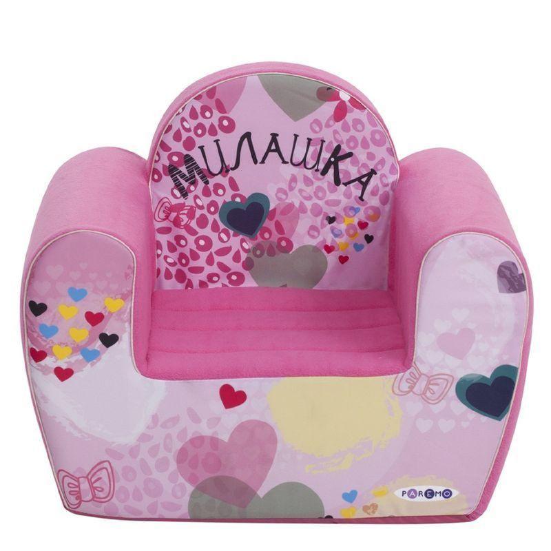 Игровое кресло серии Инста-малыш Милашка Paremo PCR317-16
