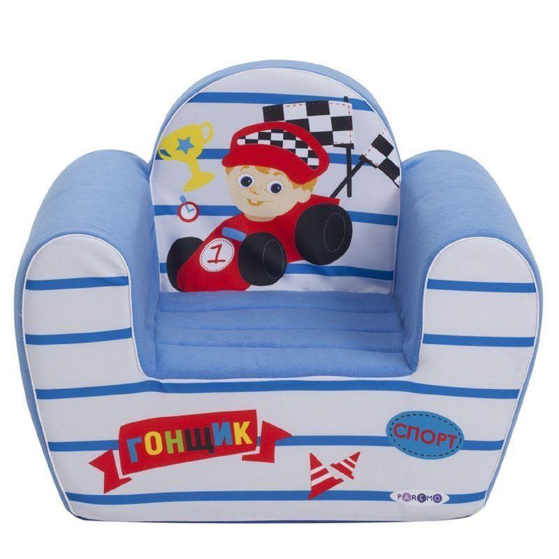 Купить Игровое кресло серии Экшен Гонщик Paremo PCR317-12,