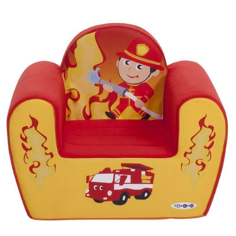 Игровое кресло серии Экшен Пожарный Paremo PCR317-11
