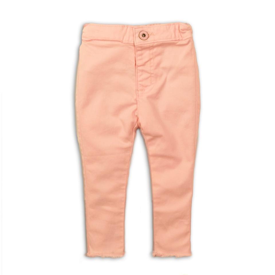 Джинсы для девочки MINOTI 2TWJEG1 светло-розовый, р. 86