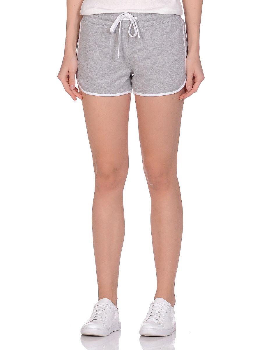 Спортивные шорты женские Modis M201W01247 серые