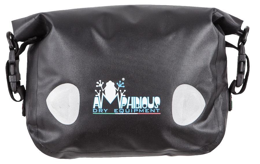 Боковая сумка на мотоцикл Amphibious Sidebag 4/5,5