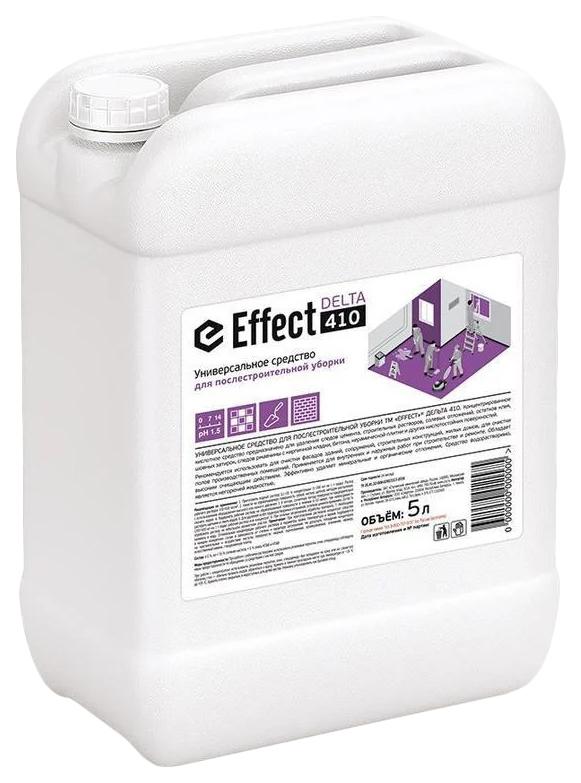 Профессиональное средство для послестроительной уборки effect delta