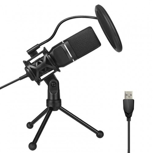Микрофоны Xiaokoa SF-777 Black
