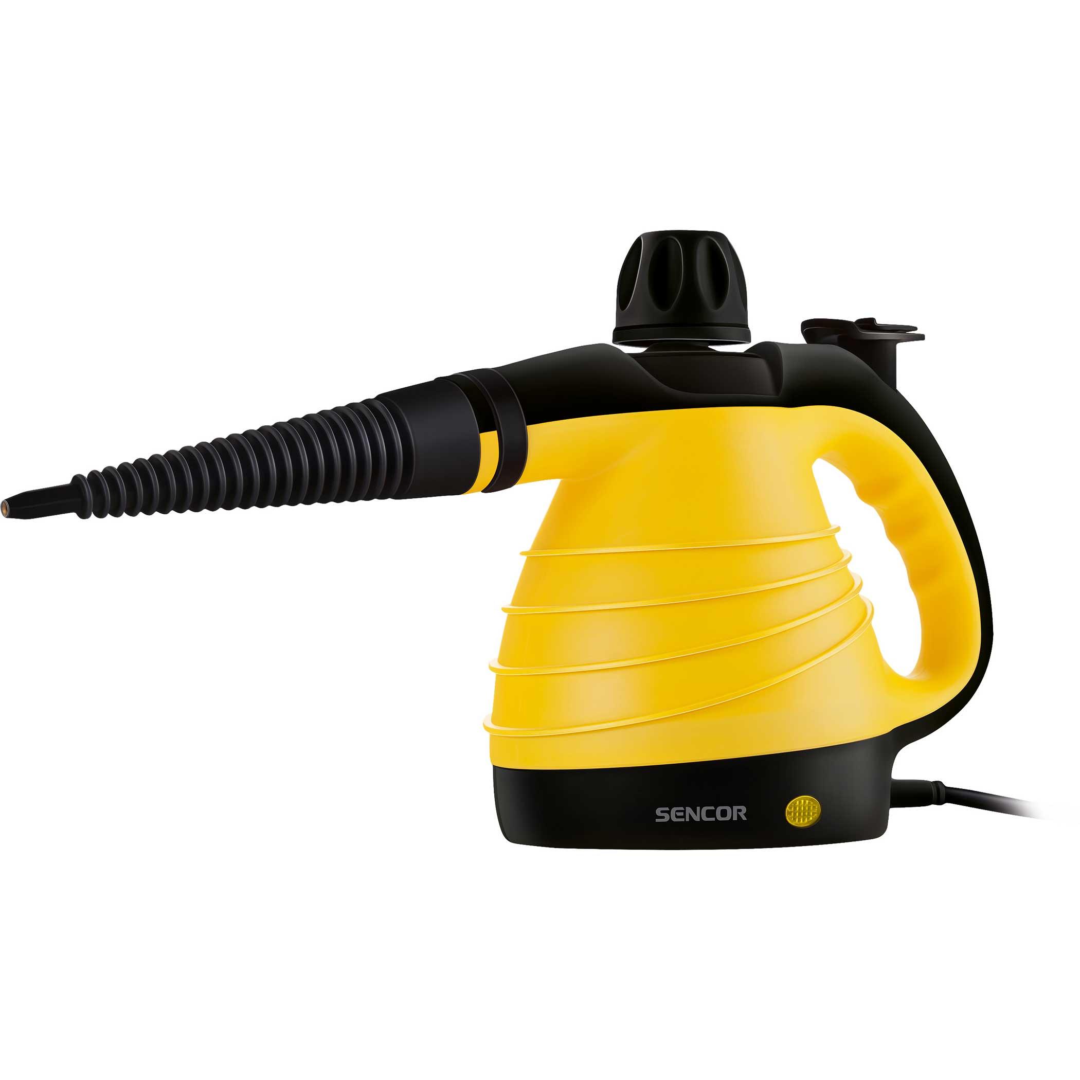 Пароочиститель Sencor SSC 3001 Yellow