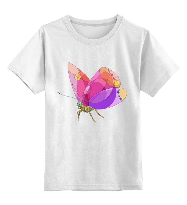 Детская футболка Printio Любопытный ванечка цв.белый р.152 0000002648316 по цене 790