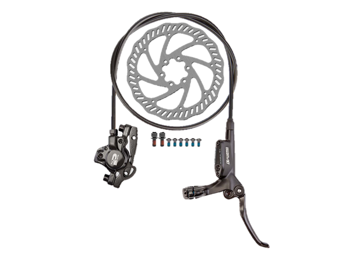 Тормоз гидравлический Draco Tektro  Задний/510151.