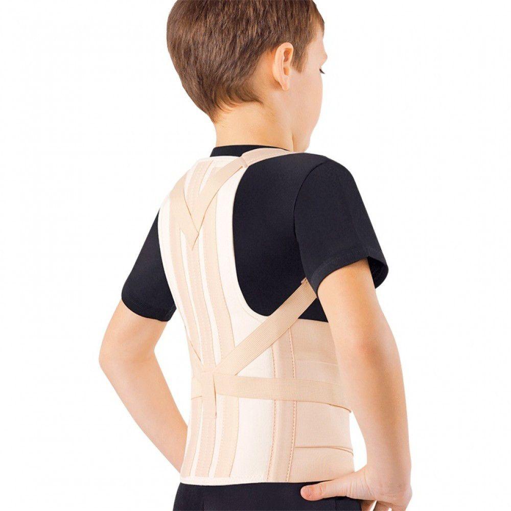 Корсет грудно пояснично кресцовый для детей