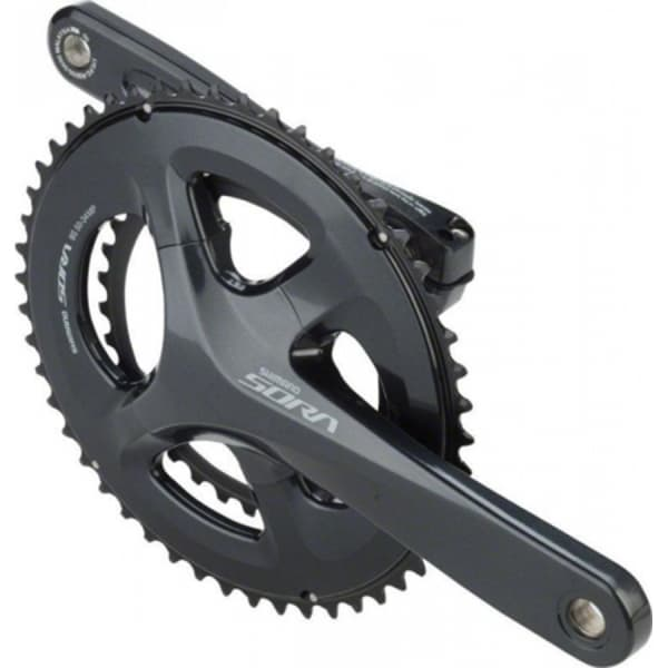 Велосипедные шатуны Shimano Sora R3000 EFCR3000CX04X 170 мм