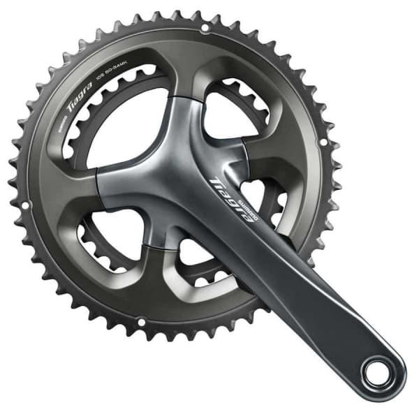 Велосипедные шатуны Shimano Tiagra 4700 52/36T EFC4700DX26 172,5 мм