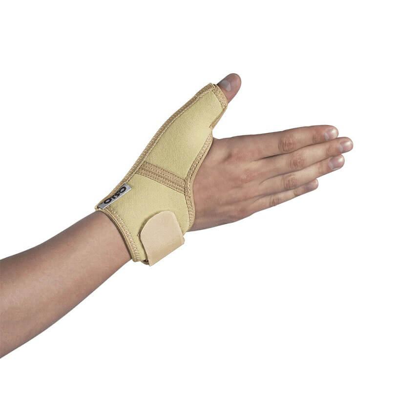 Шина на I палец руки, AWU