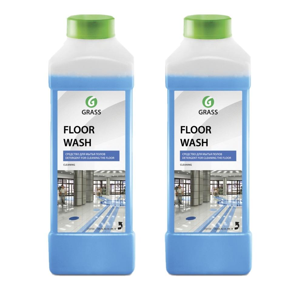 Grass Нейтральное средство для мытья пола Floor