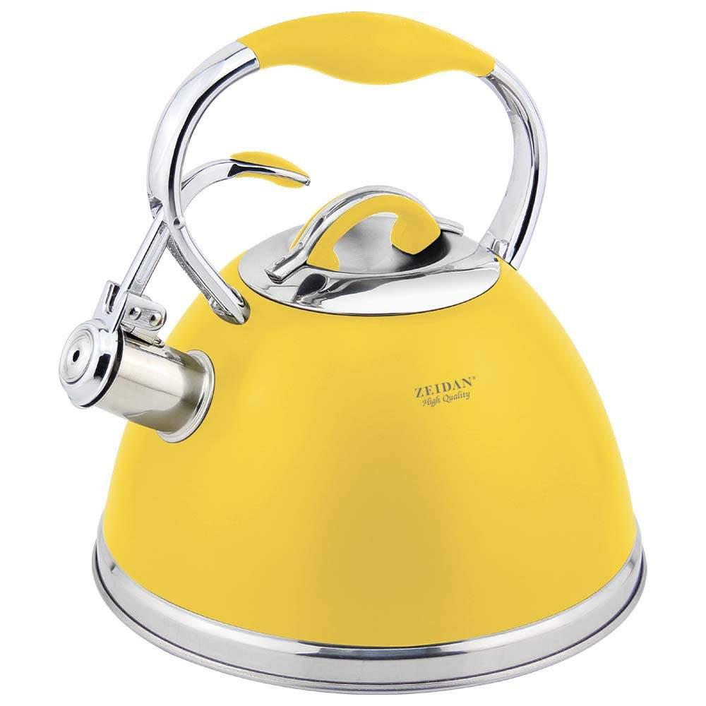 Чайник со свистком Zeidan Z 4283