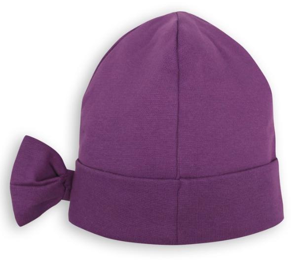 Шапка детская Апрель, цв. фиолетовый р-р 50 001155В