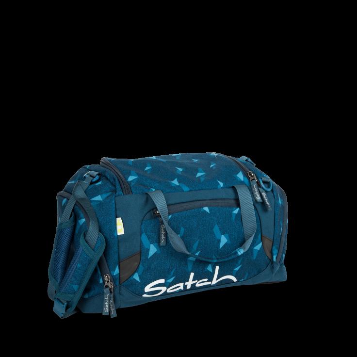 Спортивная сумка Satch SAT-DUF-001-9H1 синяя