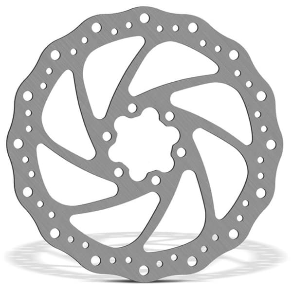 Диск тормозной (ротор) TR160-1 160mm/510106.