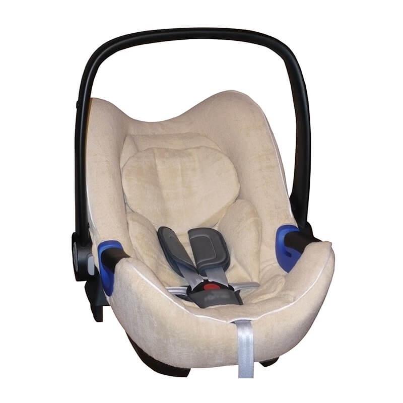 Летний чехол для автокресла Britax Roemer Baby-Safe i-Size бежевый