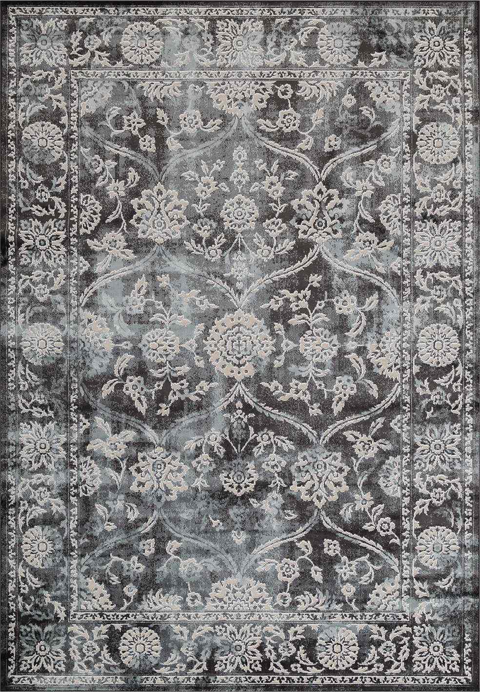 Ковер из вискозы коллекции «Stefanie», 49355, 80x150 см