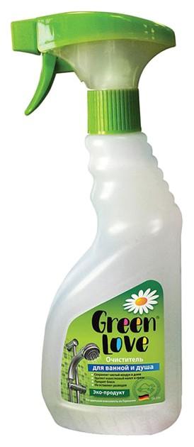 Чистящий спрей Green Love сода универсальный 500 мл.
