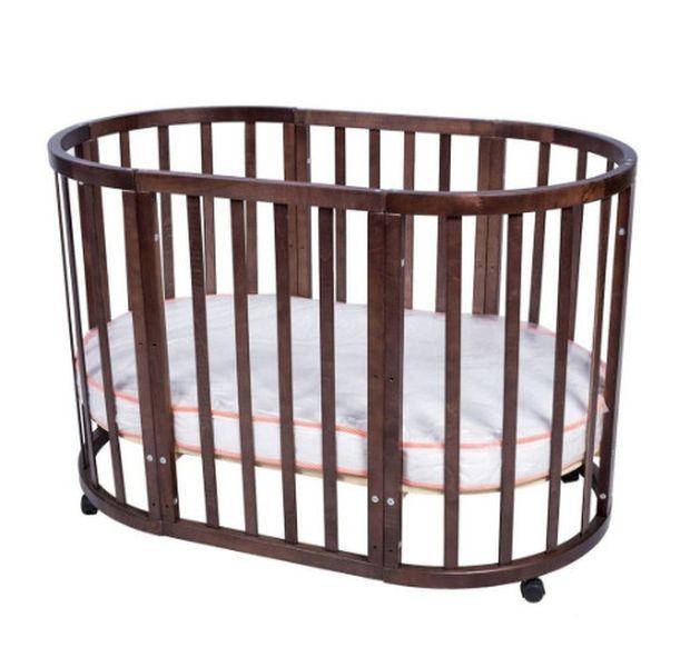 Детская кровать трансформер Папа карло 5