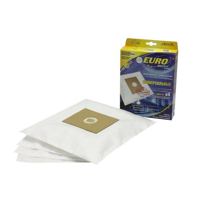 Пылесборник для пылесоса Euroclean EUN 01/4