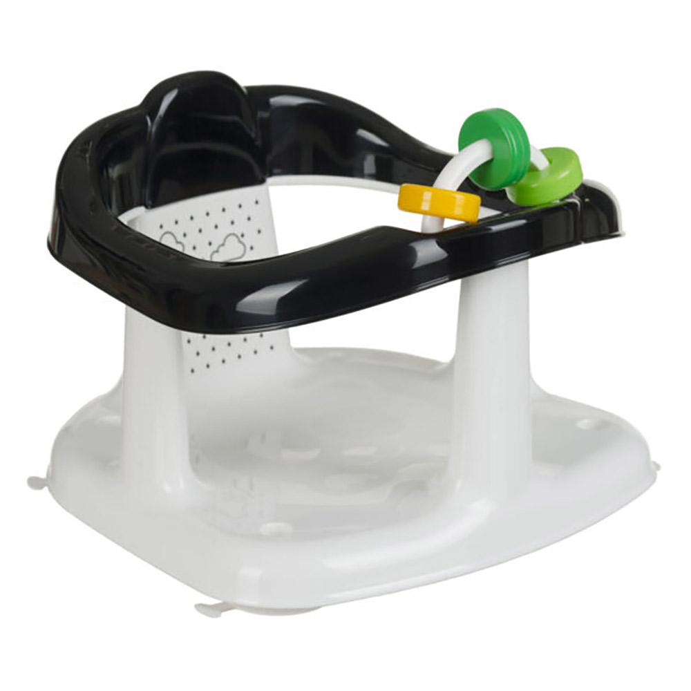 Купить Сиденье для купания Panda цвет: белый, черный, Maltex,