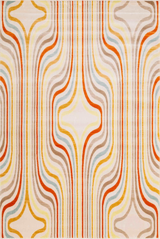 Ковер из акрила коллекции «Florya», 49375, 80x150 см