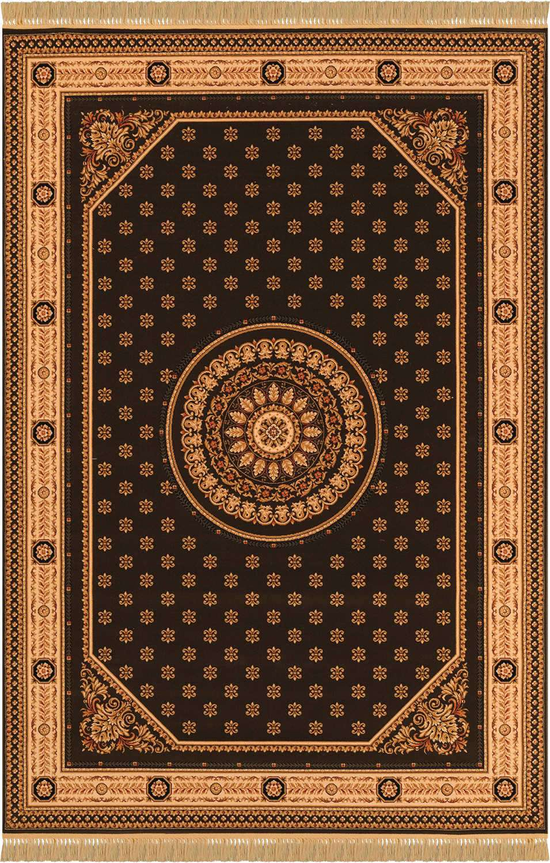 Шерстяной ковер коллекции «Imperial Qum», 26951, 120x180 см