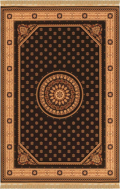 Шерстяной ковер коллекции «Imperial Qum», 26951, 80x150 см