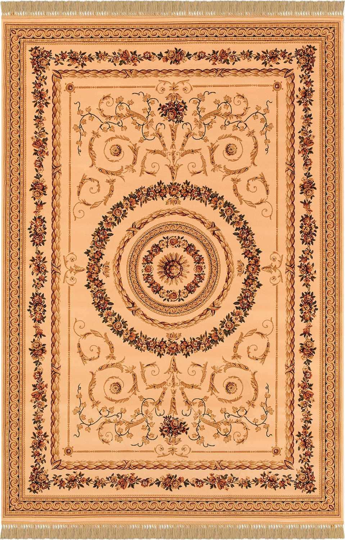 Шерстяной ковер коллекции «Imperial Qum», 26956, 80x150 см
