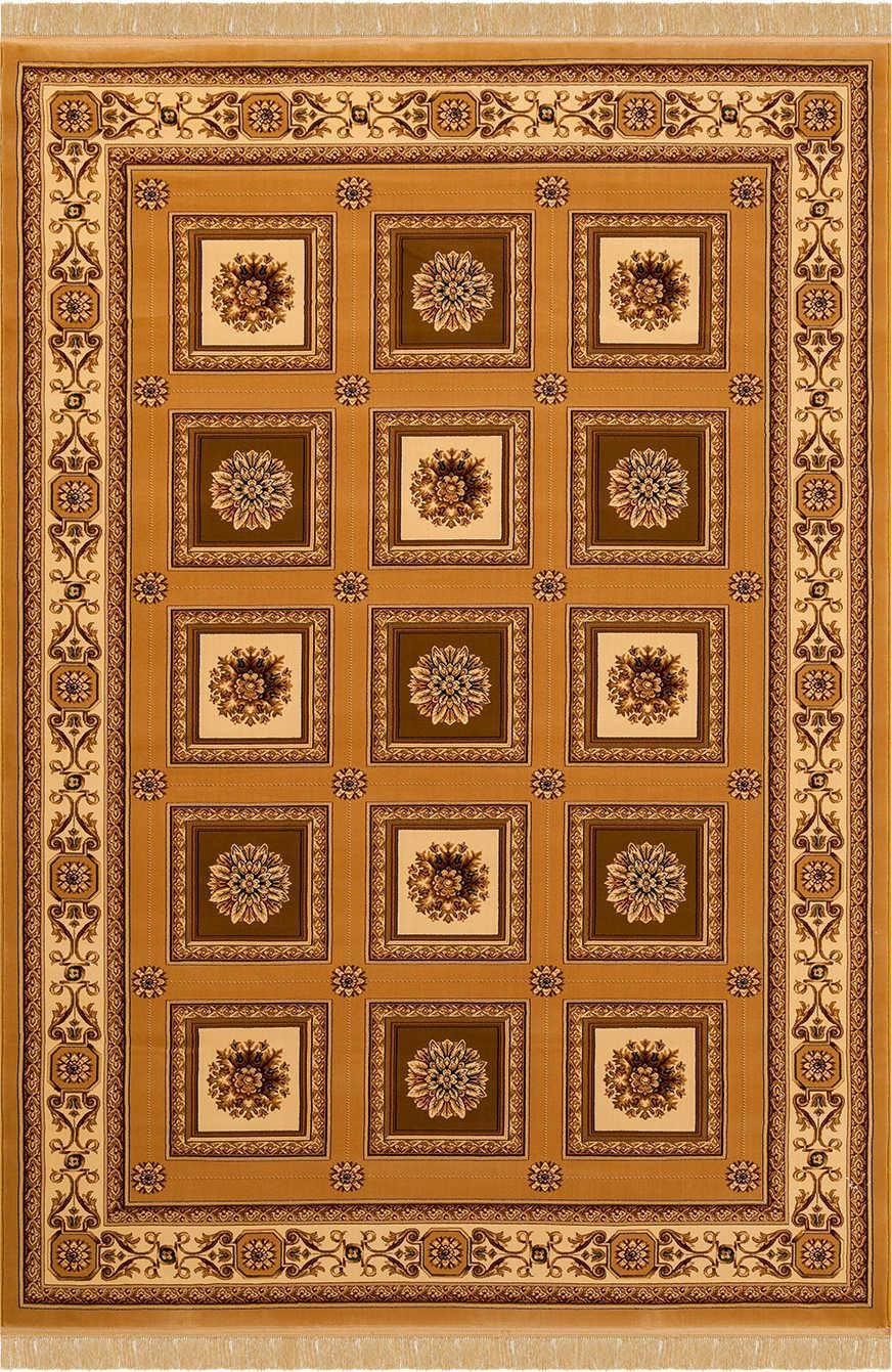 Синтетический ковер коллекции «Sherazad», 33484, 80x150 см