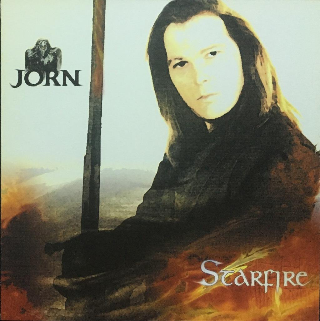 Jorn (Masterplan, Millenium, Ark) / Starfire (CD+OBI)