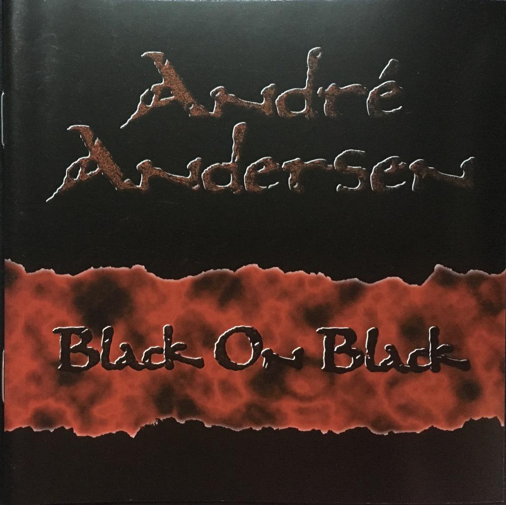 Andre Andersen (Royal Hunt) / Black on Black (CD) СД-Максимум