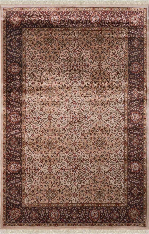 Ковер из вискозы коллекции «Crown Jewel», 51732, 80x150 см