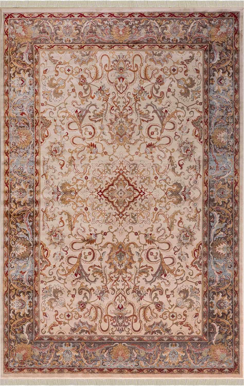 Ковер из вискозы коллекции «Crown Jewel», 51733, 80x150 см