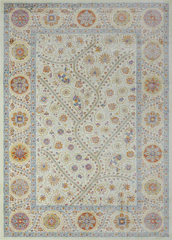 Ковер из вискозы коллекции «Sevilla», 53278, 80x150 см