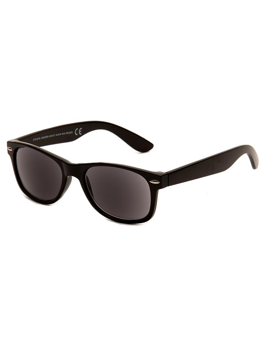 Купить Очки для чтения c солнцезащитными линзами EYELEVEL Ashley Black Sun Reader +1.25