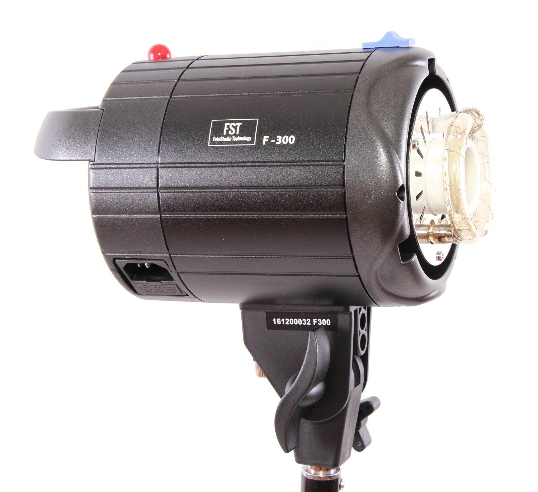 Импульсный свет FST F 300 вспышка студийная