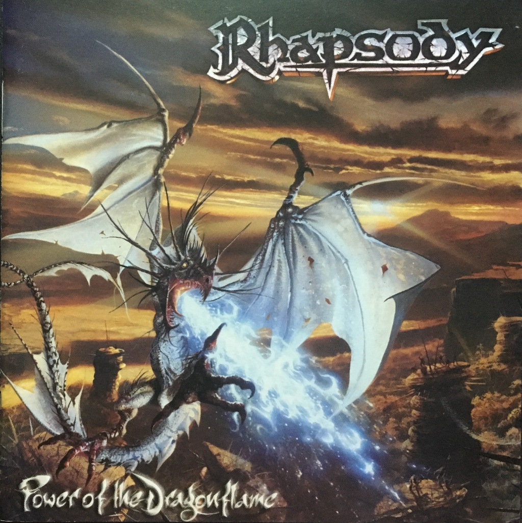 Rhapsody / Power Of The Dragonflame (CD+OBI)